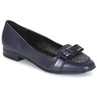 Zapatos Mujer Bailarinas-manoletinas André ANNALISA Azul