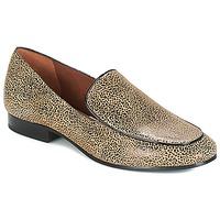 Zapatos Mujer Mocasín André BOLINIA Beige