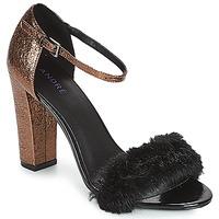 Zapatos Mujer Sandalias André WANDA Negro