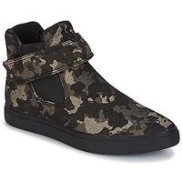 Zapatos Mujer Zapatillas altas André SKATE Negro