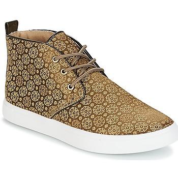 Zapatos Mujer Zapatillas altas André EMPEREUR Kaki