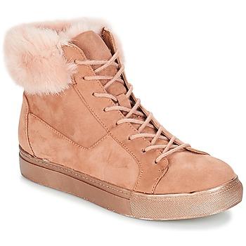 Zapatos Mujer Zapatillas altas André ILDA Rosa