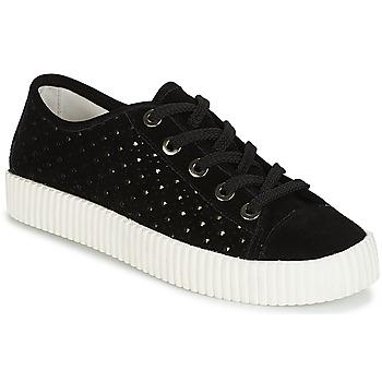 Zapatos Mujer Zapatillas bajas André STARLIGHT Negro
