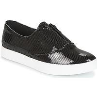Zapatos Mujer Zapatillas bajas André COSMIQUE Negro