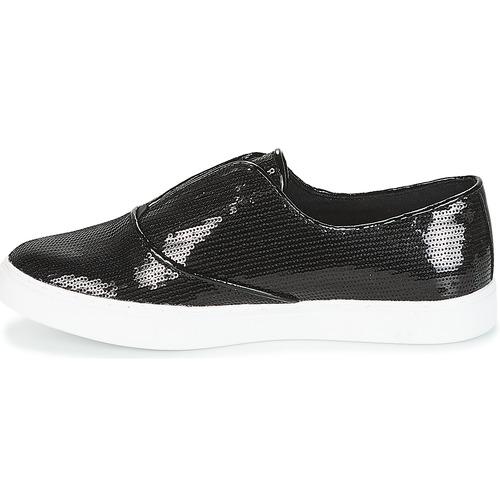 Negro Cosmique Zapatillas Zapatos Mujer Bajas André KuTJ3Fl1c5