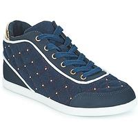 Zapatos Mujer Zapatillas altas André KINGDOM Azul