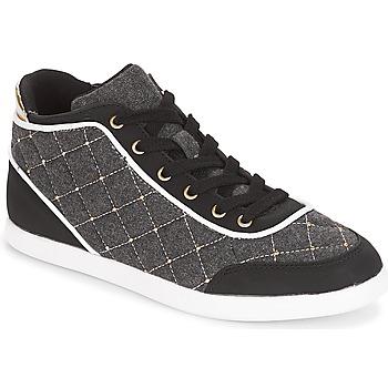 Zapatos Mujer Zapatillas altas André KINGDOM Gris
