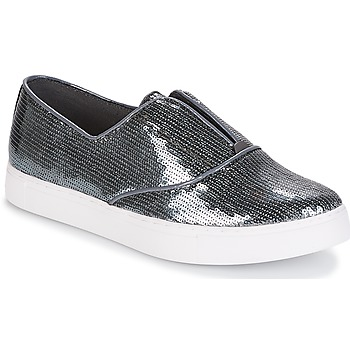 Zapatos Mujer Slip on André COSMIQUE Plateado