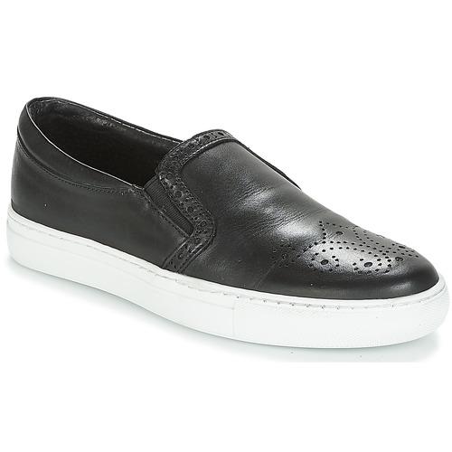 André ASTRIDA Negro - Envío gratis | ! - Zapatos Slip on Mujer