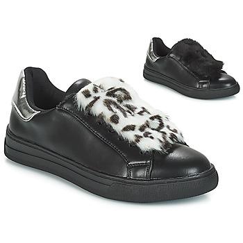 Zapatos Mujer Zapatillas bajas André LEXIE Negro