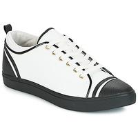 Zapatos Mujer Zapatillas bajas André LEANE Blanco
