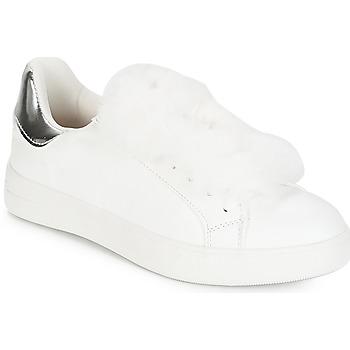Zapatos Mujer Zapatillas bajas André LEXIE Blanco
