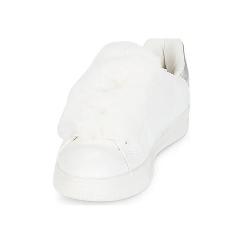 Mujer Bajas Lexie Blanco Zapatillas André Zapatos JclK1F