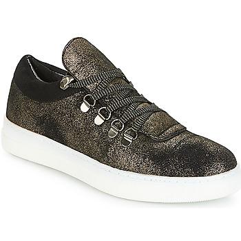 Zapatos Mujer Zapatillas bajas André ALPINE Negro