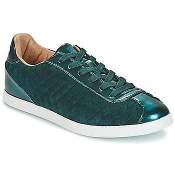 Zapatos Mujer Zapatillas bajas André VELVET Verde