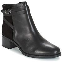 Zapatos Mujer Botas de caña baja André CANTATE Negro