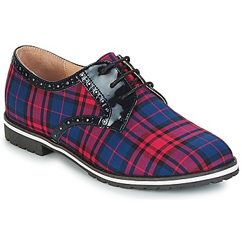 Zapatos Mujer Derbie André DERIVEUR Multicolores