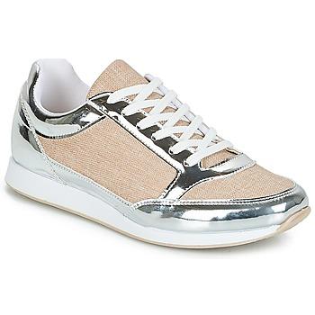 Zapatos Mujer Zapatillas bajas André SAFARI Plateado