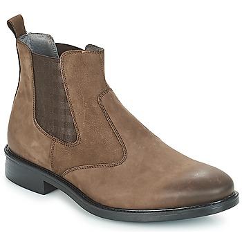 Zapatos Hombre Botas de caña baja André ZOOM Marrón