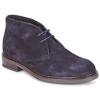 Zapatos Hombre Botas de caña baja André BOHEME Marino
