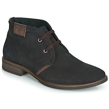 Zapatos Hombre Botas de caña baja André IMPERIAL Marino