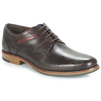 Zapatos Hombre Derbie André MESSIRE Marrón