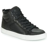 Zapatos Hombre Zapatillas altas André ROLLER Negro
