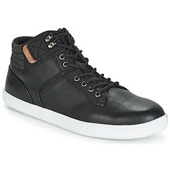 Zapatos Hombre Zapatillas altas André RAPPEUR Negro