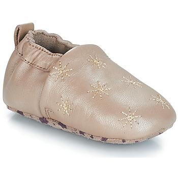 Zapatos Niña Pantuflas para bebé André STRELLA Beige