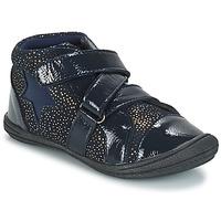 Zapatos Niña Botas de caña baja André STAR Marino