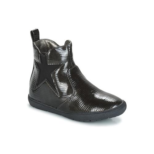 André FURY Negro - Envío gratis | ! - Zapatos Botas de caña baja Nino