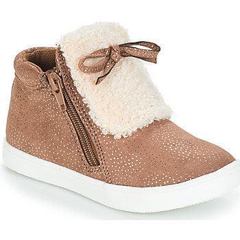 Zapatos Niña Botas de caña baja André MOUFLON Beige