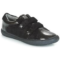 Zapatos Niña Zapatillas bajas André HALEY Negro