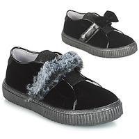 Zapatos Niña Slip on André MAMMOUTH Negro