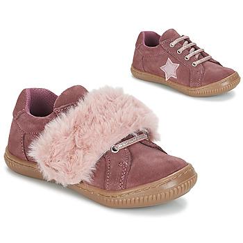 Zapatos Niña Derbie André RUBAN Rosa