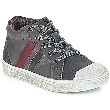 Zapatos Niño Botas de caña baja André RECREATION Gris