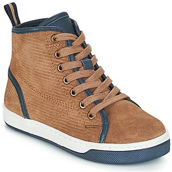Zapatos Niño Botas de caña baja André STREET Beige