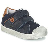 Zapatos Niño Zapatillas bajas André TOBOGGAN Marino