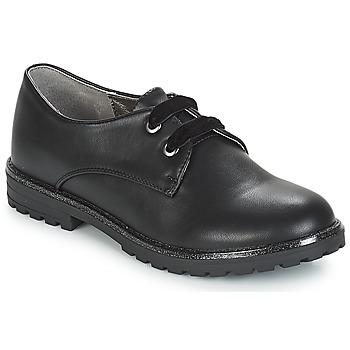 Zapatos Niña Derbie André SAEZ Negro