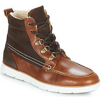Zapatos Niño Botas de caña baja André GLOBE Marrón