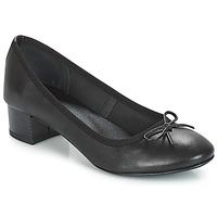 Zapatos Mujer Bailarinas-manoletinas André POETESSE Negro
