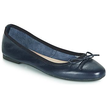 Zapatos Mujer Bailarinas-manoletinas André PIETRA Marino