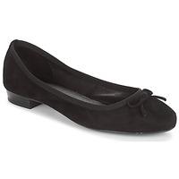 Zapatos Mujer Bailarinas-manoletinas André CINDY Negro