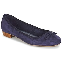 Zapatos Mujer Bailarinas-manoletinas André CINDY Marino
