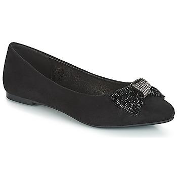 Zapatos Mujer Bailarinas-manoletinas André FAUTIVE Negro