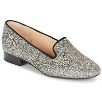 Zapatos Mujer Bailarinas-manoletinas André ATOMIC Plata