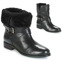 Zapatos Mujer Botas de caña baja André TRIO Negro
