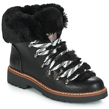 Zapatos Mujer Botines André TABULAE Negro