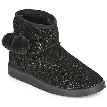 Zapatos Mujer Botas de caña baja André TOUCHOU Negro