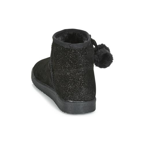 Botas Caña Negro Mujer De Baja GUpqMVSz